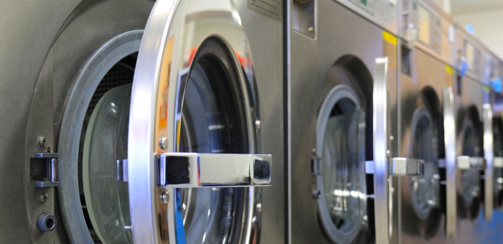 Laundrette Rotterdam Binnenweg - Washing Drying Dry Cleaning Clothing Iron Foloding Horeca